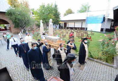 Din cauza restricțiilor, sărbătorirea Sfântului Ierarh Nifon se va face la Mănăstirea Stelea