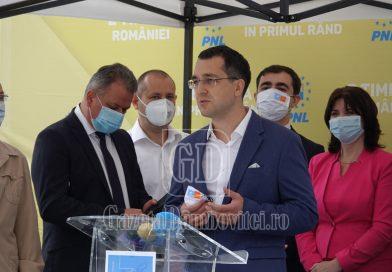 Vlad Voiculescu, demis de la conducerea Ministerului Sănătății