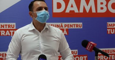 TÂRGOVIȘTE: Primăria va asigura măști, mănuși, dezinfectanți și termometre pentru a nu există probleme în procesul electoral