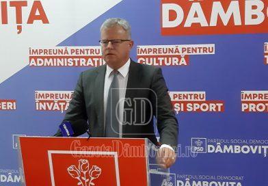 """Ionuț Săvoiu: """"Modernizarea DN 71 se amână până la o dată care ne va fi comunicată ulterior"""""""