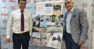 Proiect de mobilitate urbană propus de candidatul PRO România pentru Târgoviște