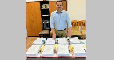 PSD Târgoviște a strâns 19.000 de semnături pentru candidatura lui Cristian Stan