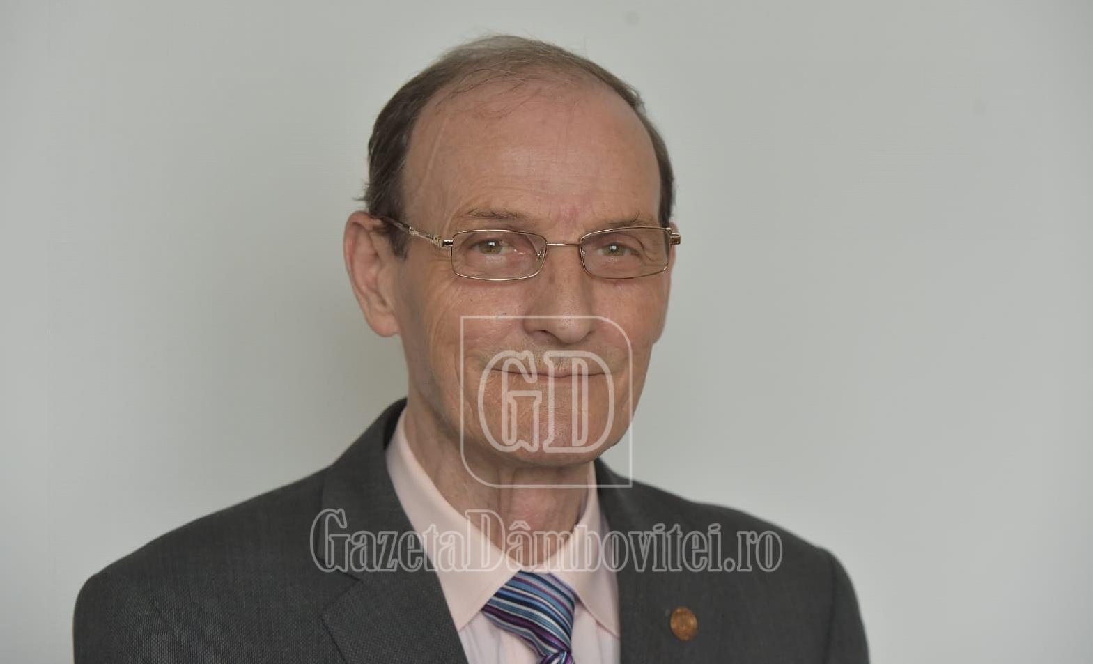 Deputatul Dumitru Lupescu a demisionat de la conducerea USR Dâmbovița