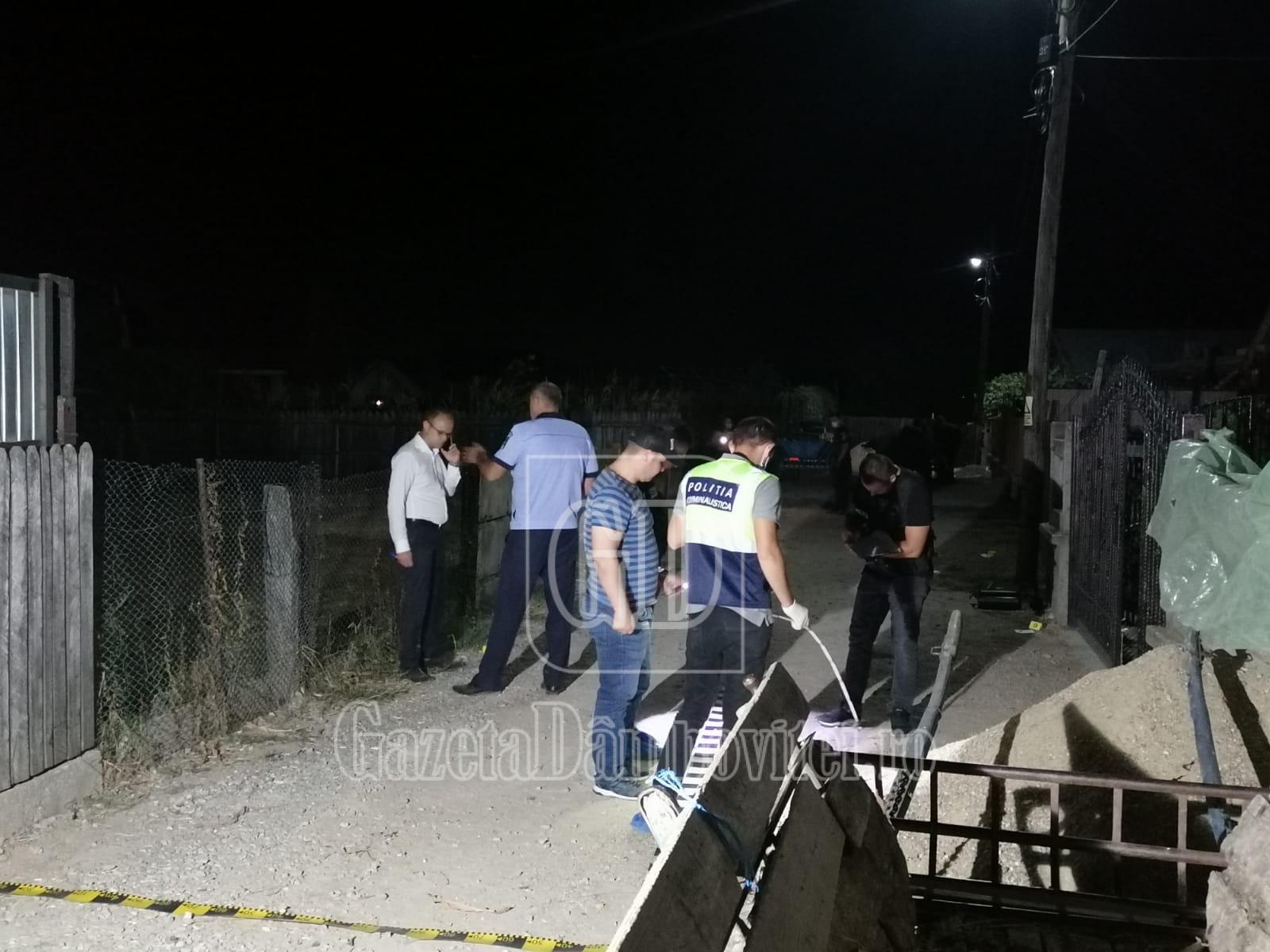 Care este starea polițiștilor răniți în atacul cu coasa, de la Văcărești