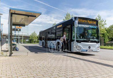 Mercedes-Benz a anunțat când livrează autobuzele Citaro Hybrid, la Târgoviște