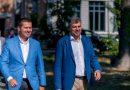 Marcel Ciolacu și Corneliu Ștefan, întâlnire cu primarii și candidații partidului (PE)