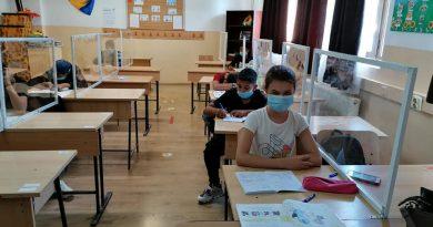 DÂMBOVIȚA: 366 de școli în scenariul 1 și 139 în scenariul 2. Lista completă