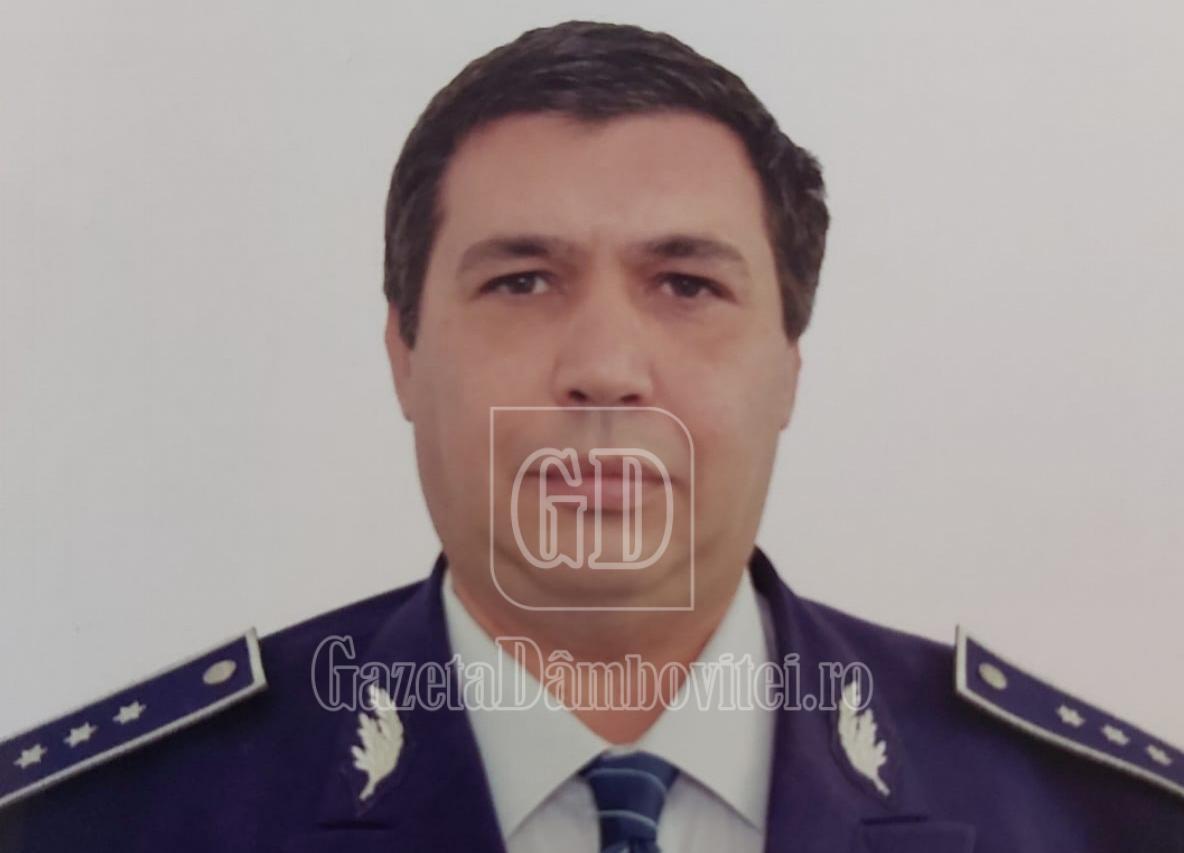 Doliu în IPJ Dâmbovița! S-a stins comisarul șef de poliție Stănescu Mihai