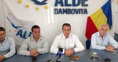 Președintele ALDE Dâmbovița, Ionel Petre… nemulțumit de lipsa dezbaterilor dintre candidații la alegerile locale