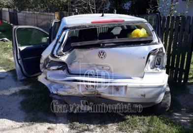 Un copil de 9 ani a fost accidentat de un șofer care nu s-a asigurat la mersul înapoi