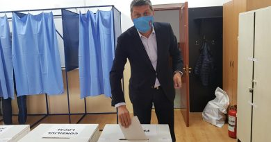 Gabriel Boriga a votat pentru viitorul Târgoviștei