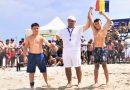Campionatul Național de Lupte pe Plajă la Complexul Turistic de Natație! Vezi detalii
