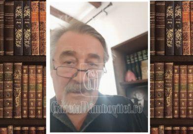 EDITORIALUL  DE  MARȚI  –  Gheorghe  SCORȚAN – Și disperat a strigat ateul…