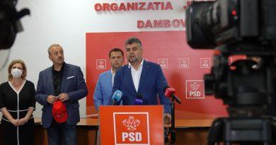 PSD așteaptă un armistițiu agreat de toate partidele de dreapta care au aruncat țara în criză