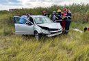 Accidente pe A1, la km 76. O persoană rănită, dar care a refuzat să meargă la spital