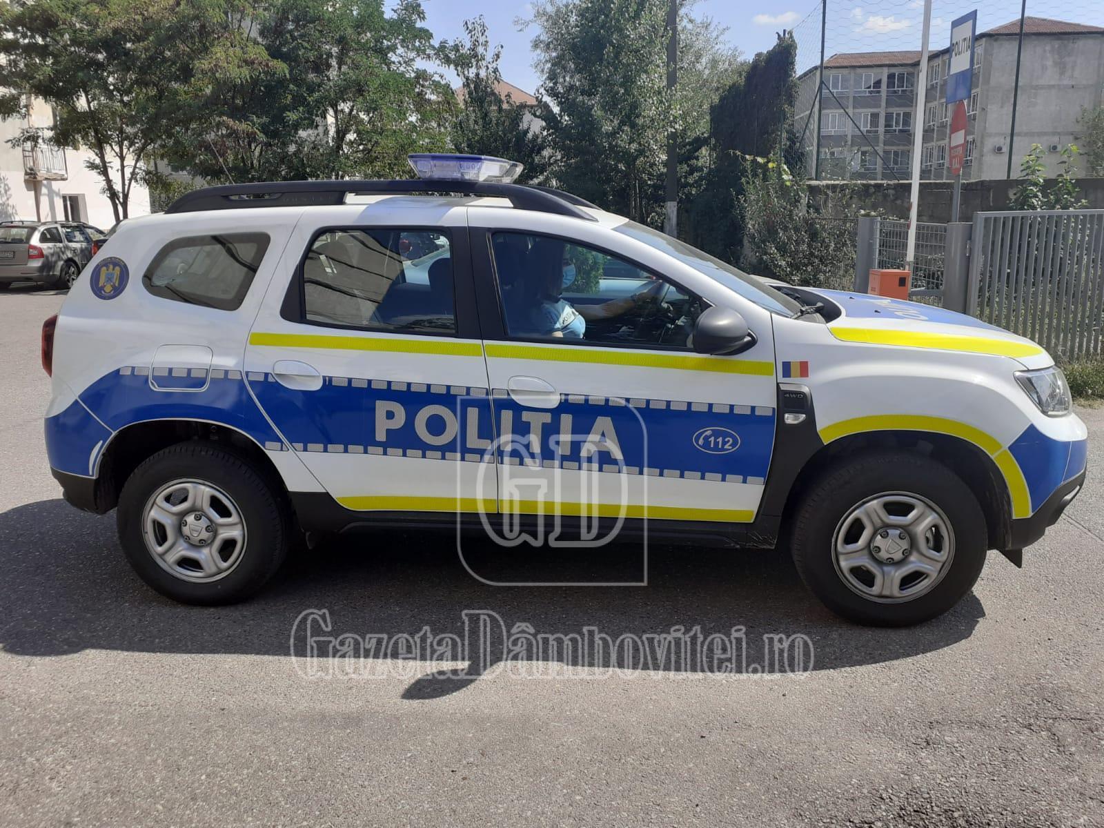 DÂMBOVIȚA: Se intensifică controalele anti Covid-19! Sute de amenzi pentru nerespectarea regulilor