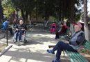 Masă festivă și audiții muzicale, de Ziua persoanelor vârstnice, pentru rezidenții Centrului Pucioasa