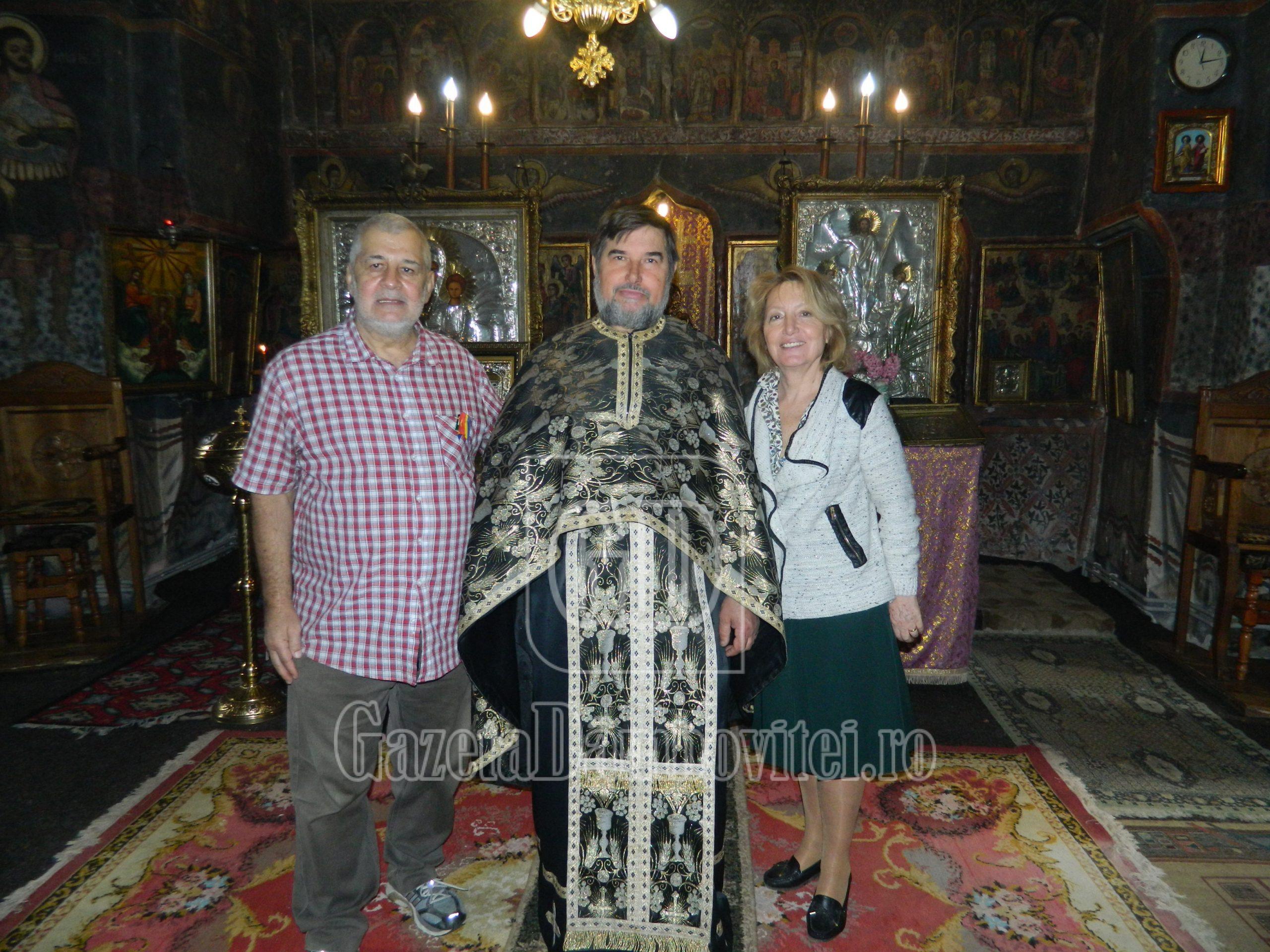 A murit o parte din Pietroșița – s-a ridicat la cer Radu Negoescu