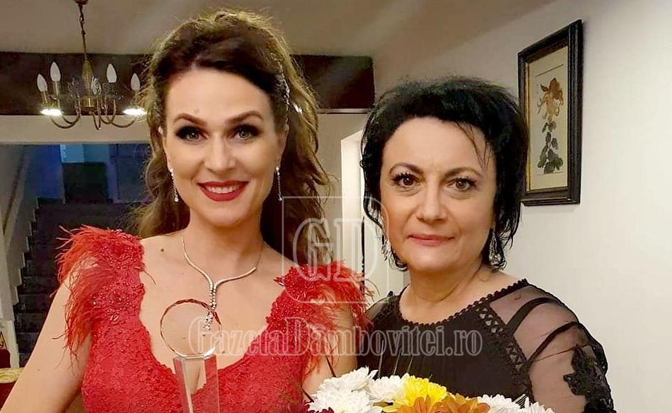 """Trofeul """"Crizantema de Aur"""" 2020 ajunge la Botoșani. Câștigătoarea, laureată și a """"Crizantemei de Argint"""""""