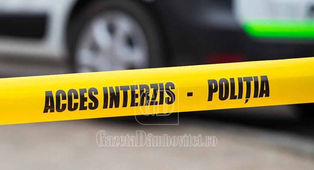 Incident tragic în Târgoviște. Un tânăr de 24 de ani și-a pus capăt zilelor