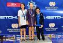 ÎNOT: Anastasia și Felix au reprezentat Târgoviștea la Burgas Swimming Open 2020, în Bulgaria!