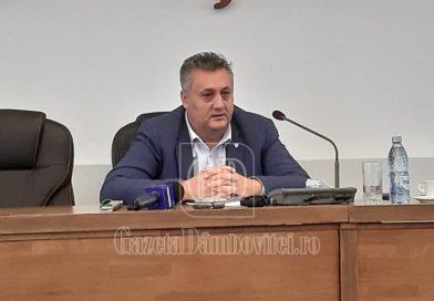 Oprea a anunțat, în ultima conferință de presă, finalizarea achiziției pentru serviciul de colectare selectivă a gunoiului
