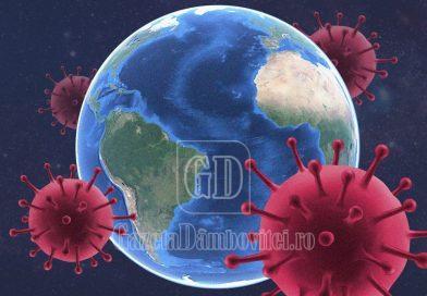 Raportul național al infectărilor cu SARS-CoV-2, astăzi, 30 octombrie