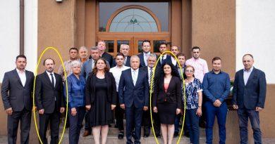 TITU: Doi liberali și-au disputat scaunul de vice! Unul susținut de ProRomânia, iar celălalt de PMP!
