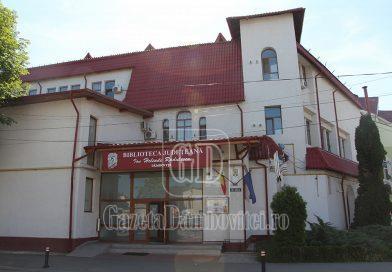 """Zilele Bibliotecii Județene """"I. H. Rădulescu"""" – 23-27 noiembrie"""