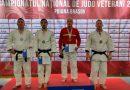 JUDO: Aur și argint pentru veteranii Clubului Sportiv Târgoviște, Ilie Torcică și Daniel Condurache!