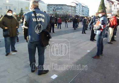 O ultimă strigare pentru COS Târgoviște: Sindicatul cheamă la protest! Ce spun politicienii