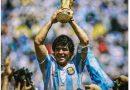 TABLETA  DE  SÂMBĂTĂ  –  Ion Cosmin  BUSUIOC – Don Diego Maradona