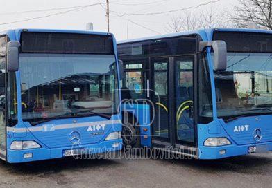 Se reintroduce transportul public pe ruta Valea Sasului – Târgoviște