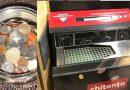 TÂRGOVIȘTE: Magazinele Kaufland au instalat automate pentru colectat și sortat monede