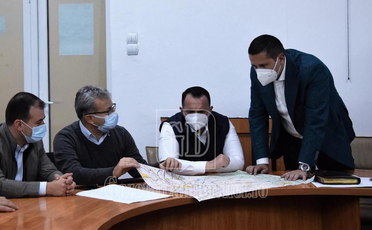 CJD suplimentează cota de contribuție pentru finalizarea proiectului centurii municipiului Târgoviște