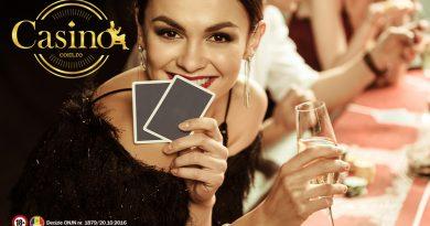 Jocuri de cărți într-un cazino online