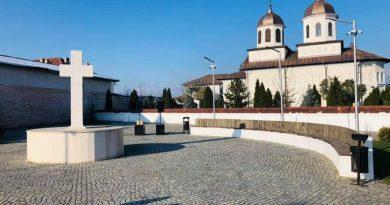 POTLOGI: Piațeta Constantin Brâncoveanu, inaugurată de Ziua Națională