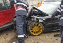 Accident rutier în Valea Voievozilor. Zona a fost asigurată prompt de pompierii târgovișteni