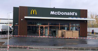 Moș Crăciun vine la Târgoviște cu… McDonald's