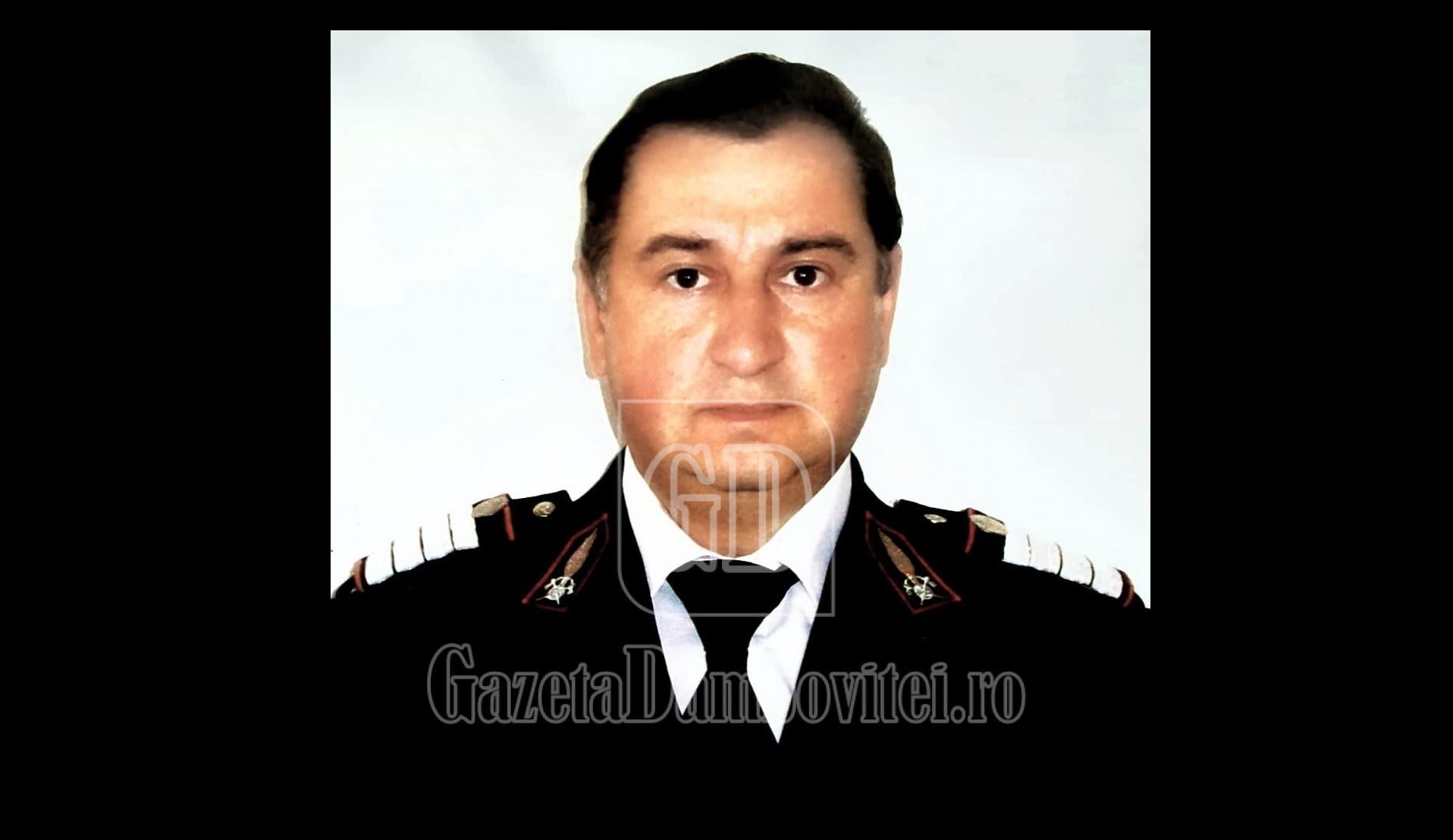 Doliu în ISU Dâmbovița! Un salvator nu a putut fi salvat din lupta cu Covid-19