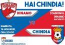 Dinamo – Chindia se joacă în această seară! Mult succes, băieți!