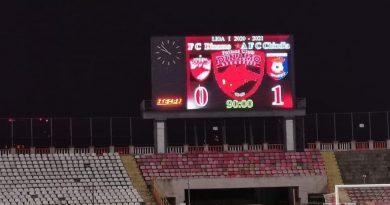 Chindia învinge din nou Dinamo, scor identic 1-0, 24 de puncte și locul 6! Determinare, luptă, calitate!