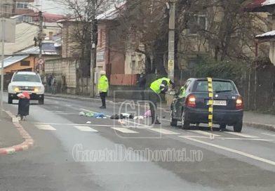 Accident pe strada Colonel Băltărețu! Traficul este blocat!