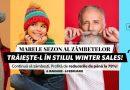 Ploiești Shopping City continuă Marele Sezon al Zâmbetelor: reduceri de iarnă de până la 70 %