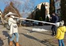 Pe străzile Târgoviștei s-a șoptit Eminescu! Act artistic inspirat de nevoia păstrării distanței sociale