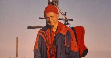 In memoriam!  Nea Mirică, un prieten devotat al muntelui