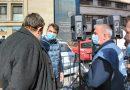 """Radu Popa, la protestul COS: """"Trebuie restricționate importurile de oțel de calitate îndoielnică"""""""