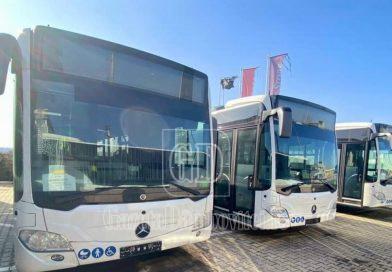 Mercedes-Benz a livrat un prim lot de autobuze Citaro Hybrid pentru Târgoviște