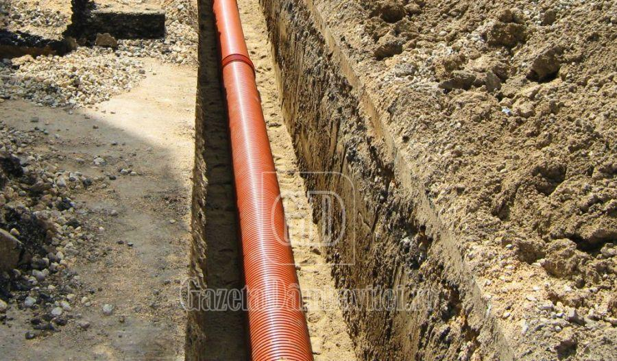 TĂTĂRANI: A fost aprobat studiul de fezabilitate pentru rețeau de apă și canalizare