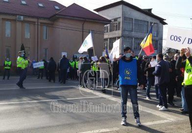 Liberalii târgovișteni vor să-l convingă pe colegul de coaliție de la Transporturi de importanța reabilitării DN 71